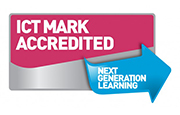 ICT Mark Accredited Logo